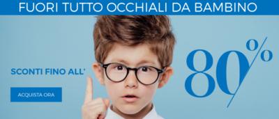 Occhiali Bambino – Outlet