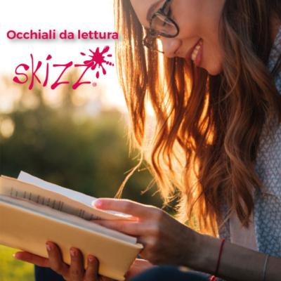 Skizz - Occhiali da lettura